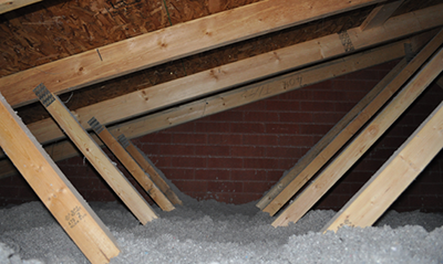 Loose Fill Insulation | Industrial and Commercial | Enerliv